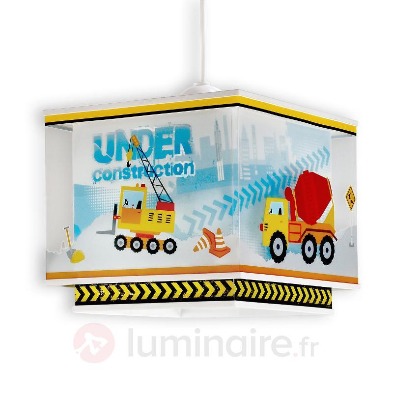 Constructor - suspension pour petits garçons - Chambre d'enfant