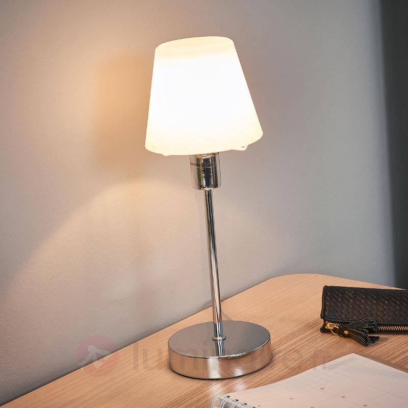 Lampe à poser décorative avec variateur tactile - Lampes de chevet