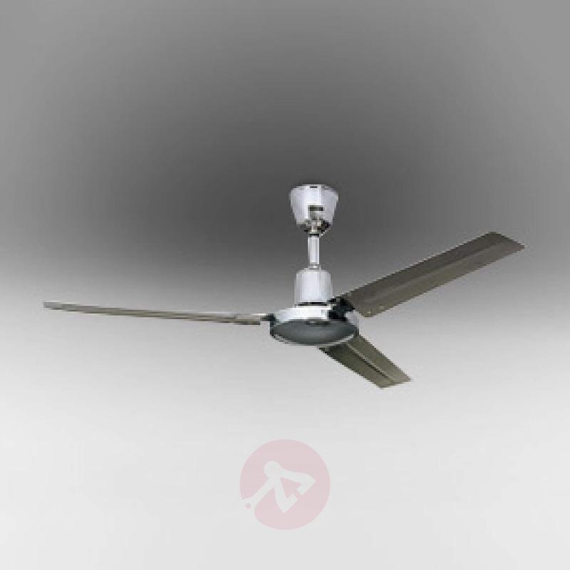 New Pacific ceiling fan, chrome - fans