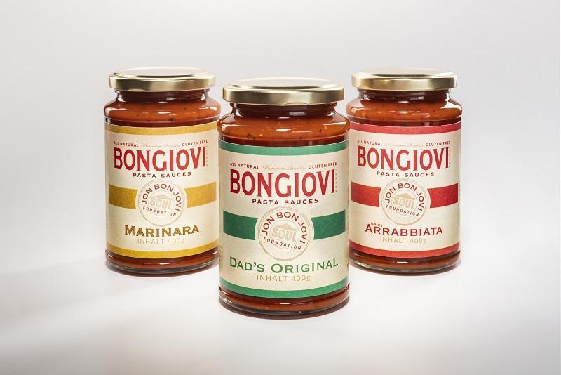Bongiovi Pasta Sauce - 400 gr. Kennenlern - 3er Set
