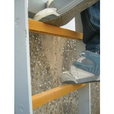 Nez de marche antidérapant escalier - Barreau Super Agrippant