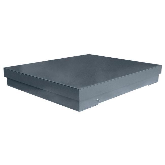 HS Series - Hybrid top-of-floor weighing platforms