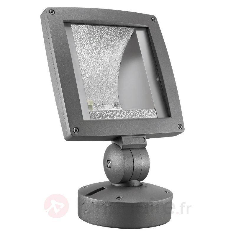 Projecteur SATURNO avec réflecteur asymétrique - Tous les projecteurs d'extérieur