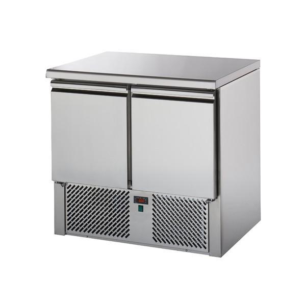 saladettes 2 portes réfrigérées - Référence SALA2SYNX