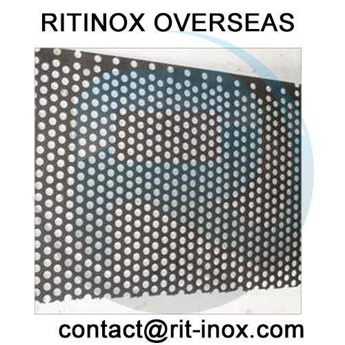 Carbon Steel Perforated Coil -