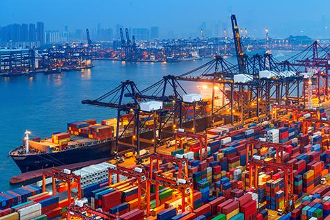 Container Service - In need of a smooth and efficient way of shipping your goods across continents?