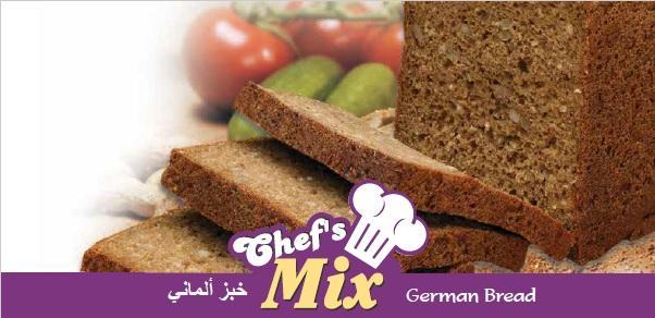 German bread - Bread Mix