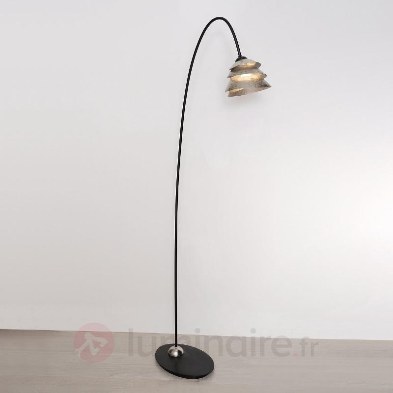 Lampadaire élancé Snail One - Lampadaires design