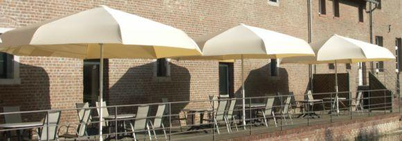 ParaLux Sunshade - Elegance and flair Application
