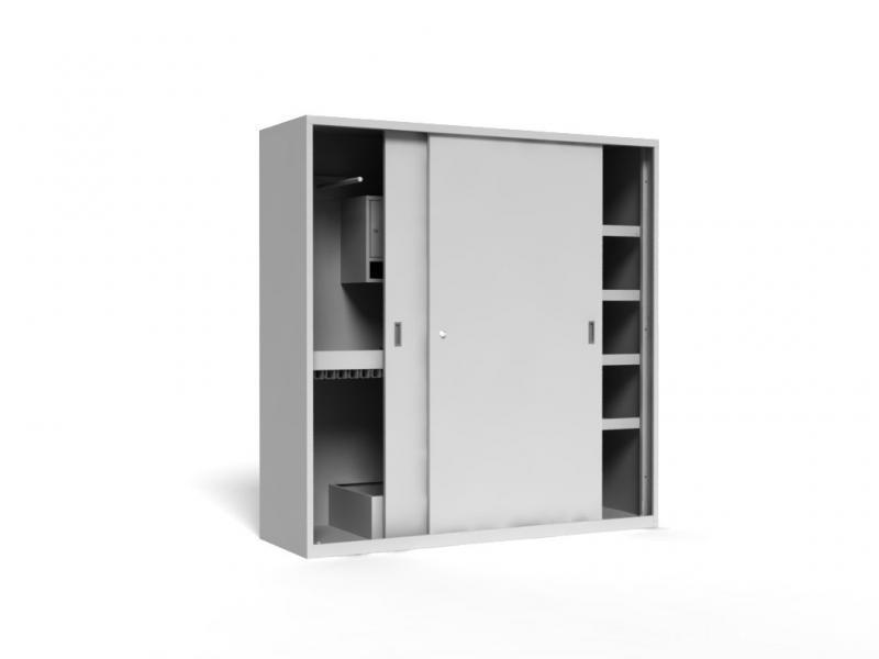 Sports lockers -