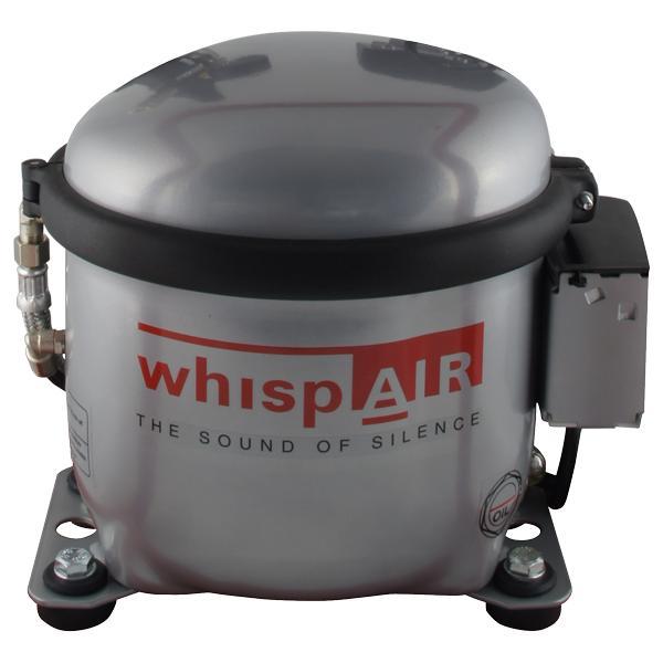Whispair Kompressormotor CW25 - Ölgeschmierte Flüsterkompressoren