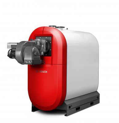 Heißwasserkessel - Typ Uni Condens 6000 F - Heißwasserkessel / Öl / Gas / auf Kondensationsbasis - Typ Uni Condens 6000 F