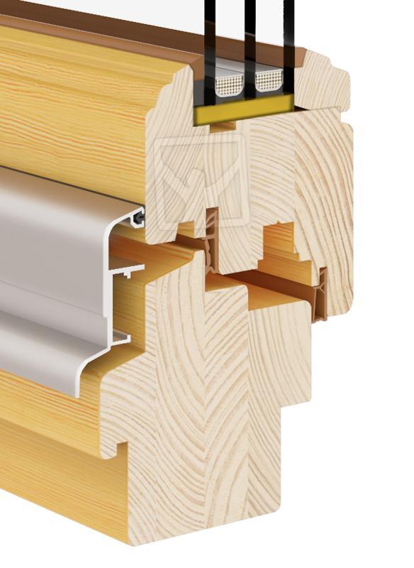 Eco Retro (Fenster Holz 68|78|92) - null