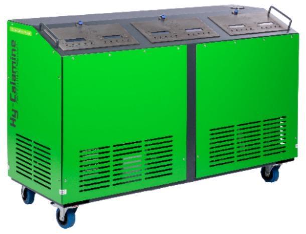 Descarbonización • Hy-Carbon 3000S - Descarbonización por inyección de hidrógeno