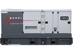 Generator 330 kVA - Technische Fiche - Generator 330 kVA
