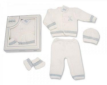 Spanische Strick-Babymode - Viele Modelle verfügbar