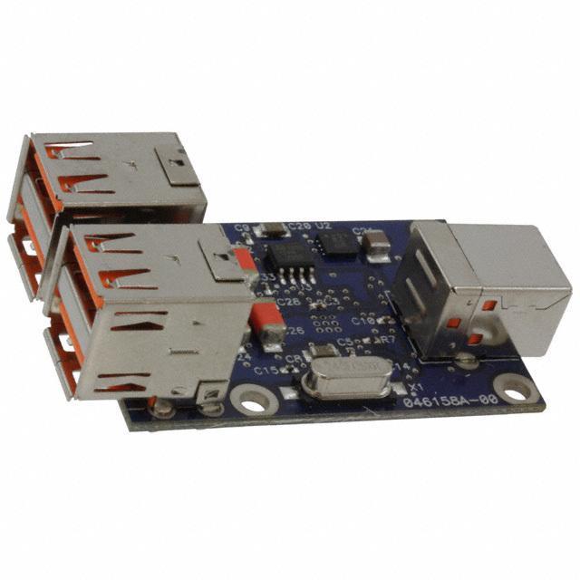 4-PORT USB HUB OEM MOD SNGL UNIT - B&B SmartWorx, Inc. USBHUB4OEM