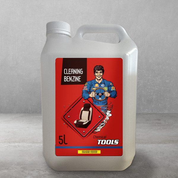 Essence De Nettoyage Chemical Tools Auto - null