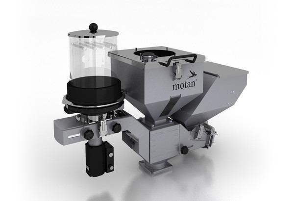 Unidad de dosificación y mezcla volumétrica - MINICOLOR V - Unidad de dosificación de masterbatch, dosificación de aditivos