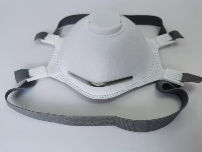 FFP3 Mask With Valve With CE  - China Supplier of FFP3 Mask With Valve With CE