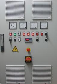 Electrical control panels - Electrical control panel TYP SCH