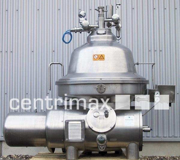 GEA Westfalia Separator Self-cleaning disc centrifuge - MSA 160-01-076