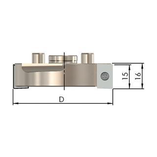 Fräsring FR 63-15-2 HO - null