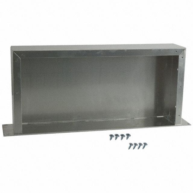 RACK SMALL MNT CHASSIS ALUMINUM - Bud Industries CH-14403