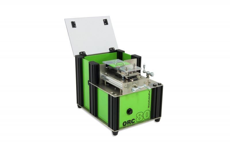 Trancheuse ORC 80 - Pour l'échantillonnage d'isolants de conducteurs et de câbles