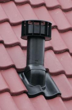 Rookgasafvoer - Ventilatie