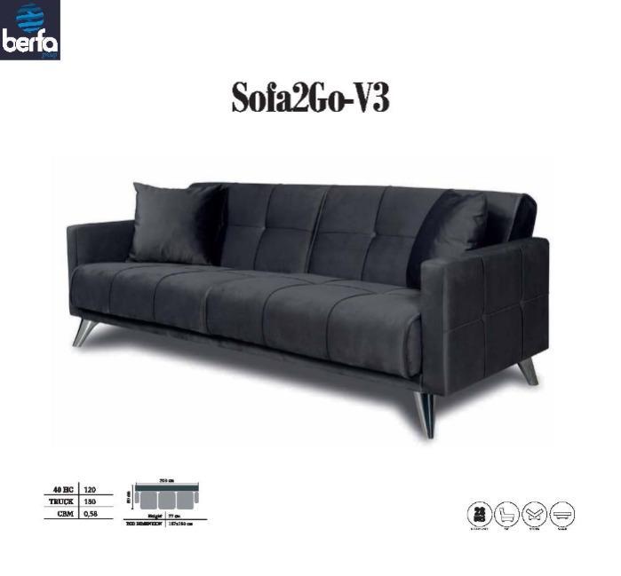 Teeny Sofaer  - Sovesofa,teeny grupper,moderne design