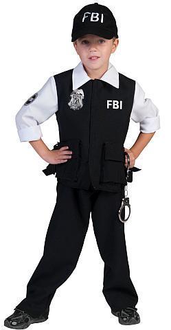 Costume FBI enfant - Articles de fête et Carnaval