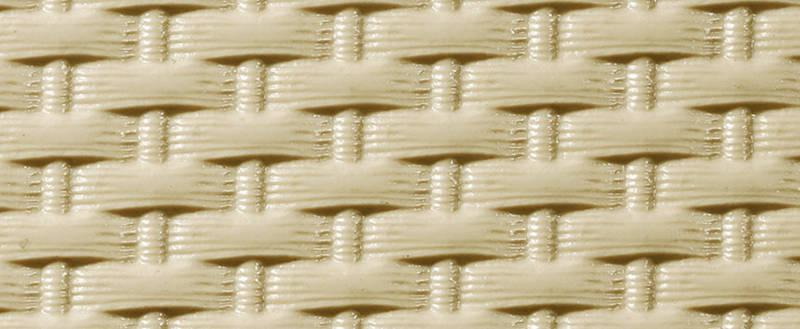 Structure-Line Embossed textures - Fine wicker ivory