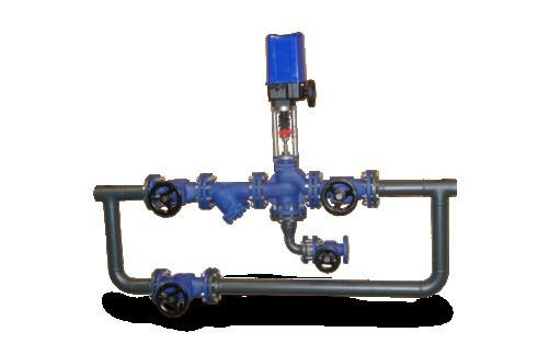 Bosch Módulo de regulação de água de alimentação RM - Bosch Módulo de regulação de água de alimentação RM