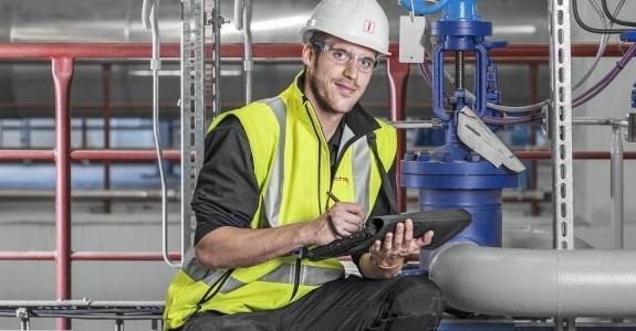 lichtgitter service - Measurement