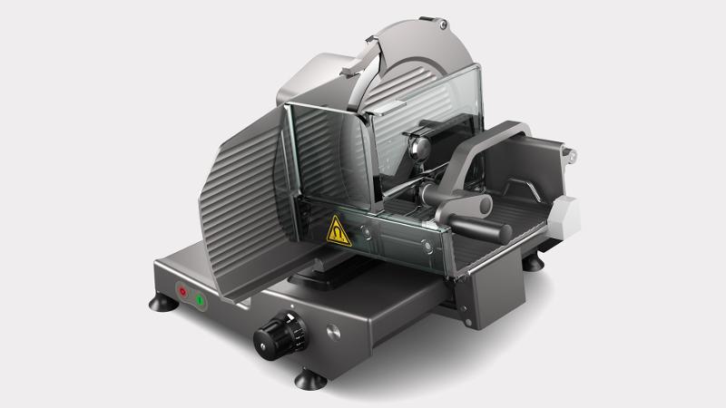 VSC280 - Manual vertical slicer
