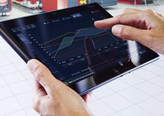 Großanlagenregelung MEC System - Großanlagenregelung