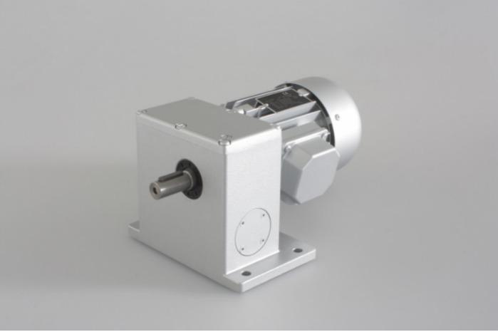 SN7 - Zweistufiger Getriebemotor mit Ausgangswelle