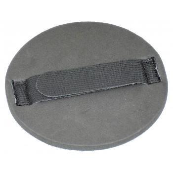 Consommables - Cale ronde mousse diamètre 150 mm velcro