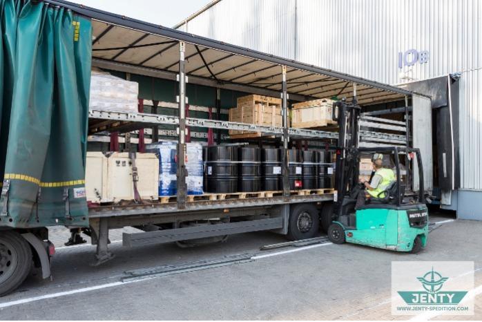 Перевозки сборных грузов - Перевозки сборных грузов