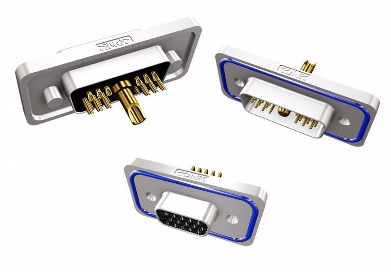 IP67 D-SUB Solid Body Connectors - IP67 D-SUB Solid Body Connectors