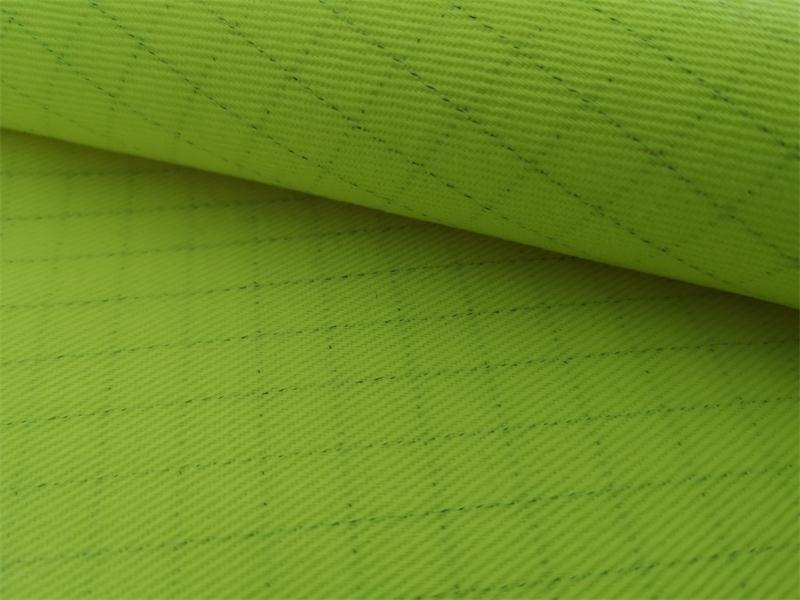 tissu ignifuge, résistant de l'huile, hydrofuge - tissu antistatique, ignifuge, de l'huile, de l'eau