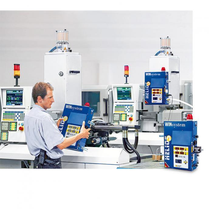Aufsatztrockner JETBOXX® - Kunststoffgranulat-Trockner für die direkte Montage auf der Spritzgussmaschine