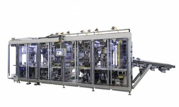 Filling and Closing Machine OPTIMA CFL-20 - Filling and Closing Machine OPTIMA CFL-20: Capsules or Pads
