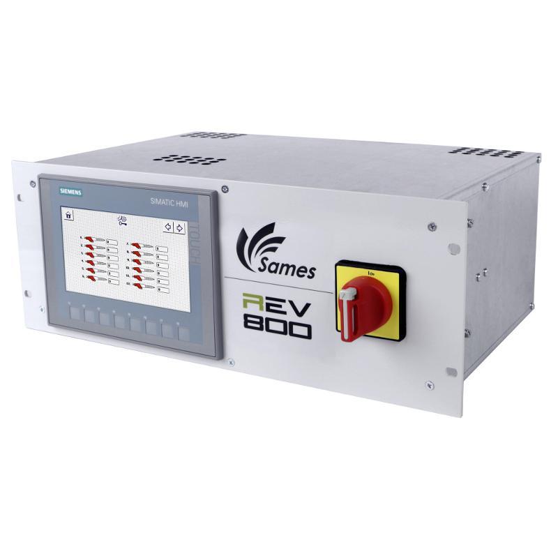 SYSTEME DE CONTROLE (POUDRE) - Electrostatique Poudre - REV 800