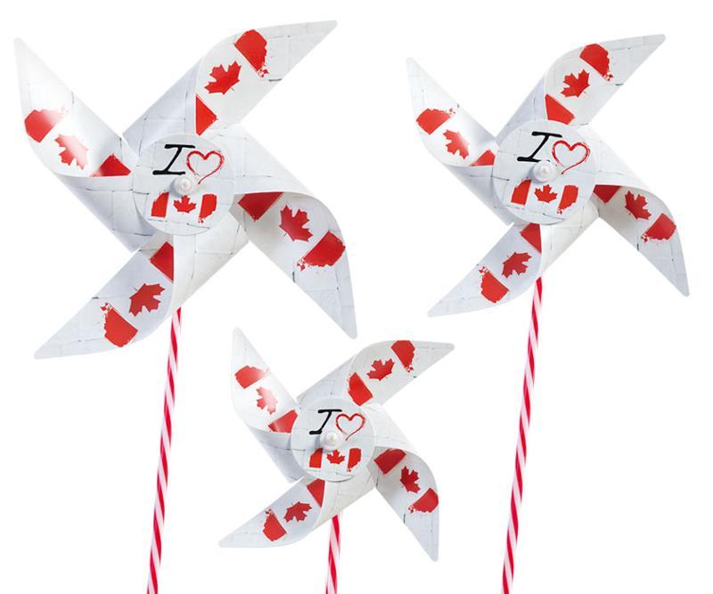 Bandiera Canada - Linea BANDIERE
