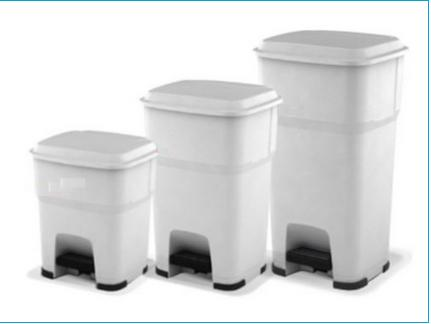 oecostep S - THE NEW ONE : collection bins  - Easy to carry and clean