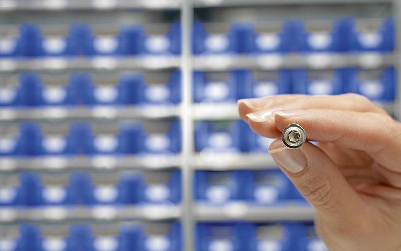 Bossard Product Solutions - A solution to every fastening challenge