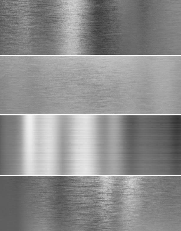 Schleifen und Bürsten von Blechen Edelstahl - null