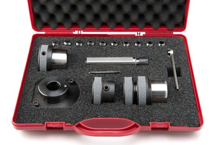 Bohrerschleifmaschine, Drill Grinder Machine - PROFI- Schleifmaschine für HSS und VHM / HM Bohrer.